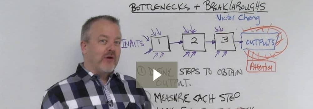 BottlenecksAndBreakthroughs
